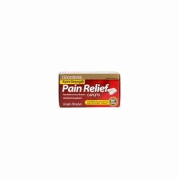 Good Sense Extra Strength Pain Relief Caplets 500 mg- 24 Ct