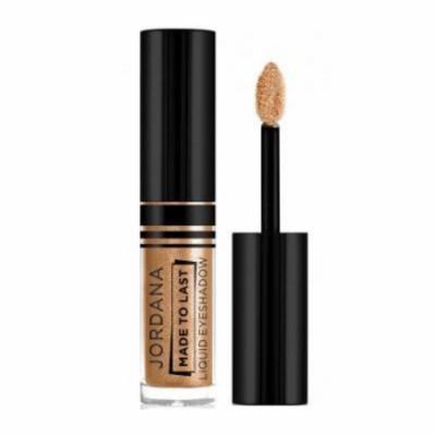 JORDANA Made To Last Liquid Eyeshadow - Uphold Gold