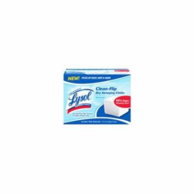 Lysol Clean-Flip 16 Count Dry Sweeping Cloths