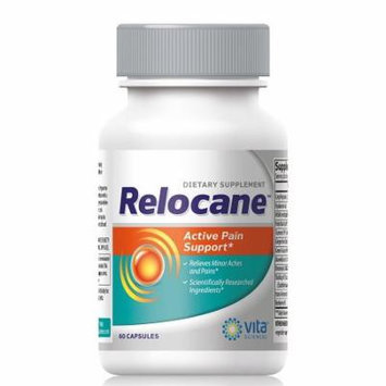 Vita Sciences Relocane Active Pain Support Supplement