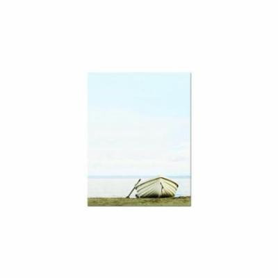 Great Papers 9730007 Ashore Letterhead - 80 Sheets/Pack