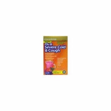Good Sense Flu & Severe Cold And Cough Daytime Ber
