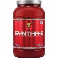 BSN SYNTHA-6 Protein Powder - Chocolate Milkshake, 2.91 lb (28 Servings)