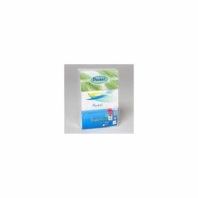 Ddi 3 Ply Pocket Tissue 3 Ply Pocket Tissue - 6 Pack