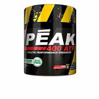 Promera Health Peak 400 Diet Supplements, Lemon Lime, 36-Gram