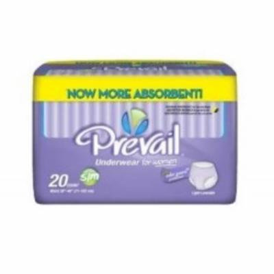 First Quality Underwear Prevail Pull On Small / Medium Disposable Heavy Absorbency (#PWC-512/1, Sold Per Case)