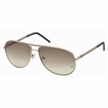 Montblanc Men MB361S Metal Sunglasses