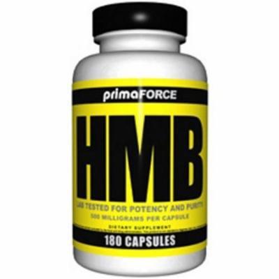 Primaforce Hmb, 180 Caps, 1 Bottle