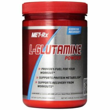 MET-Rx L-Glutamine Powder, 400 gram