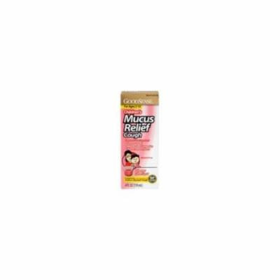 Good Sense Childrens Mucus Relief Cough- Cherry
