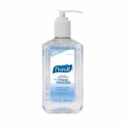 GOJO Instant Hand Sanitizer 12 oz. Ethyl Alcohol Pump Bottle (#3646-12, Sold Per Case)