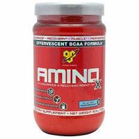 Amino X By BSN, Amino Acids Blue Raz 30 Servings