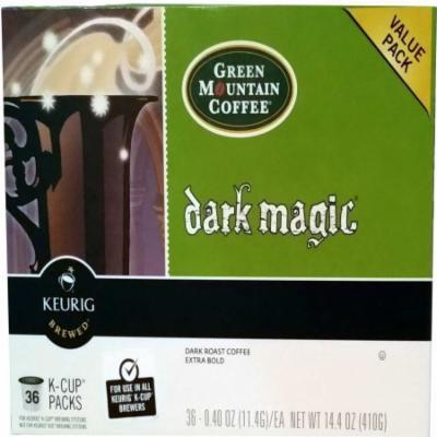 Green Mountain Dark Magic Kcup, 14.2 OZ (Pack of 4)