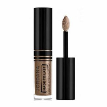 JORDANA Made To Last Liquid Eyeshadow - Dusk 'Till Bronze