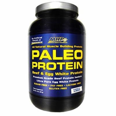 MHP Paleo Beef & Egg White Protein, Vanilla Almond, 2 Pounds