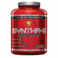 Bsn Syntha-6 Isolate Diet Supplement, Chocolate, 4 Pound