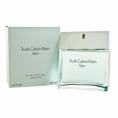 Truth Calvin Klein Men Eau de Toilette Spray for Men 3.4oz + FREE SHIPPING!