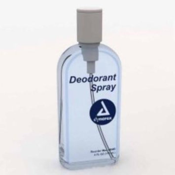 Deodorant Pump Spray 4Oz (Sold per PIECE)