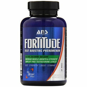 ANS Performance Fortitude, Get Big. Get Hard. Get Lean, Test Boosting Phenomenon, 120 Capsules