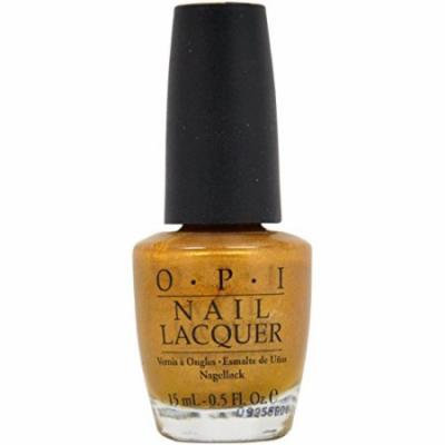 OPI Nail Lacquer, # NL H41 Bling Dynasty, 0.5 Ounce