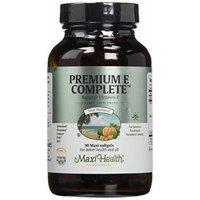 Maxi Premium Complete - Natural Vitamin E Tablet, 90 Count