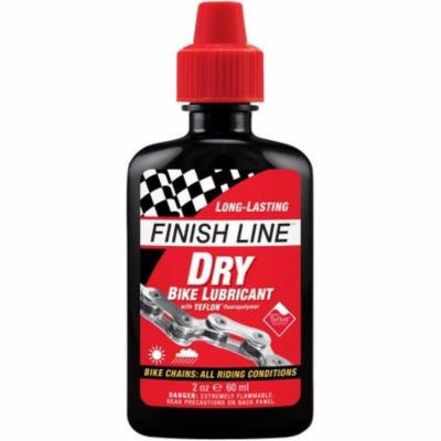 Finish Line DRY Lube, 2oz Drip