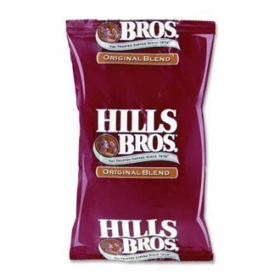 01101 Office Snax Hills Brothers Coffee Ground - Original Blend - Medium - 42 / Carton