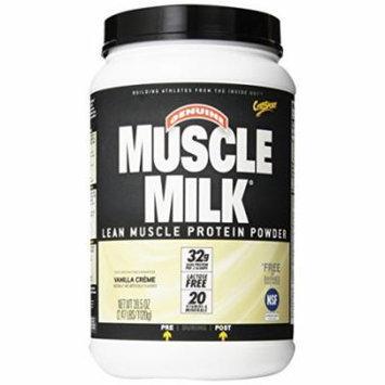 CytoSport Muscle Milk, Vanilla Creme, 2.47 Pound
