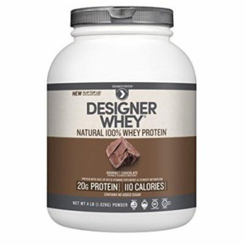 Designer Whey Protein Powder, Chocolate, 64 Ounce