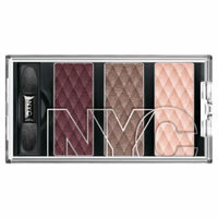 (6 Pack) NYC HD Metro Trio Eyeshadow - Central Park Plums