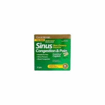 Good Sense Pain Relief Sinus PE Daytime Caplets