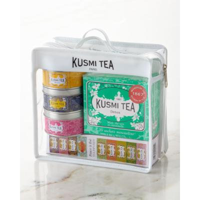 Kusmi Tea Voyage Travel Tea Set