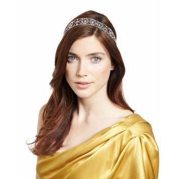 Jennifer Behr Filippa Swarovski& Head Wrap, Crystal