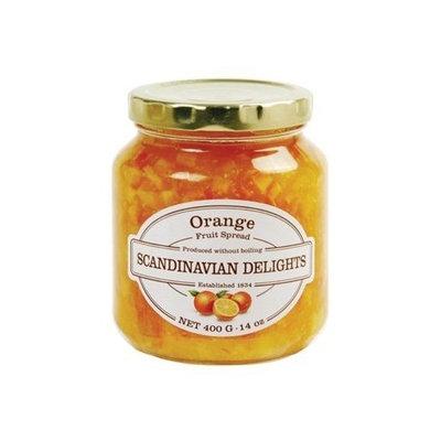 Pioneer Valley Elki's Gourmet Scandinavian Delights Preserves, Orange, 14 Ounce