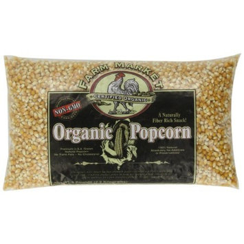 Great Northern Popcorn Company Great Northern Popcorn, Organic, 5 Pound