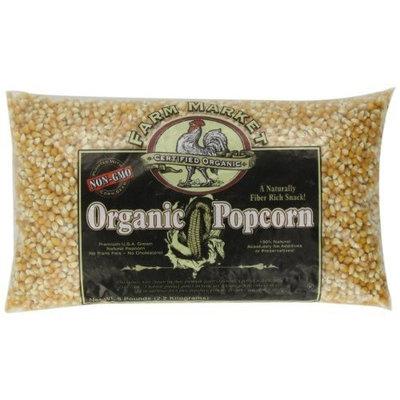 Great Northern Popcorn Company Great Northern Popcorn, Organic, 5 Pound