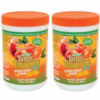 BTT 2.0 Citrus Peach Fusion 480 g canister- Twin Pack