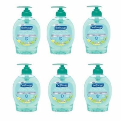Softsoap Antibacterial Liquid Hand Soap, with Moisturizers, 7.5 Oz. Pump (Pac...