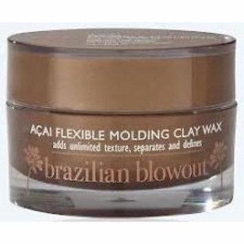 Brazilian Blowout Acai Flexible Molding Clay Hair Wax 30ml