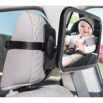 OxGord Shatterproof Safety Rearview Baby Car Seat Mirror