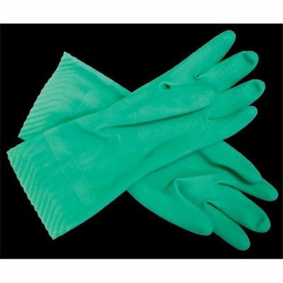 Sigvaris Accessories 590R400L Natural Rubber Donning Gloves, Large