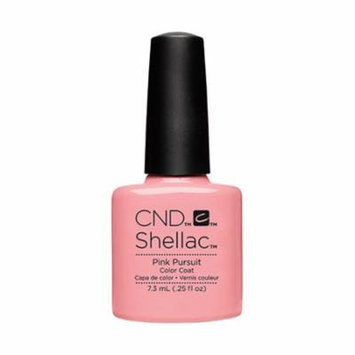 CND Shellac Nail Polish - Pink Pursuit