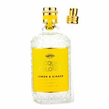 4711 Acqua Colonia Lemon & Ginger Eau De Cologne Spray For Men