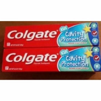 Toothpaste Jr Kids 2.7Oz 2/Pk (Sold per PIECE)