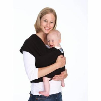 Moby Wrap Original 100% Cotton Baby Carrier Black