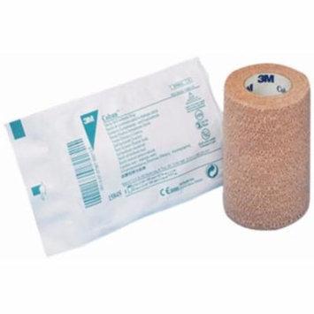 3M Compression Bandage Tan CobanNonWoven Material / Elastic Fibers 6