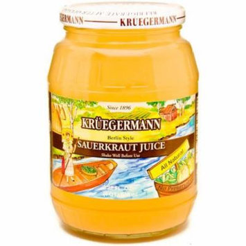 Kruegermann Premium Sauerkraut Juice (32 floz)