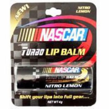 Nascar Turbo Lip Balm Nitro Lemon 4g