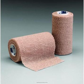 3M Compression Bandage Coban NonWoven Material / Elastic Fibers 6
