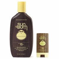 Sun Bum SPF 15 8oz Lotion + Face Stick SPF 30